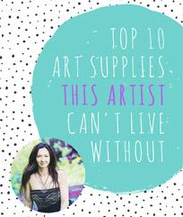 Art Supplies image, dianadellos.com
