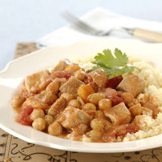 Moroccan Pork.