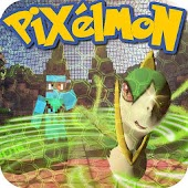 Evolution II : Pixelmon craft