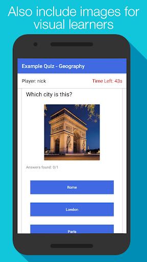 Topgrade Quiz Maker 2.5.4 screenshots 5