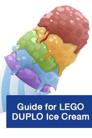 Guide For LEGO DUPLO Ice Cream