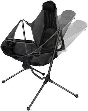 NEMO Nemo Equipment, Inc. Stargaze Luxury Recliner Chair: Leaf/Smoke alternate image 3