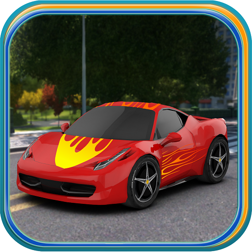 速度車賽:交通高峰 賽車遊戲 LOGO-玩APPs