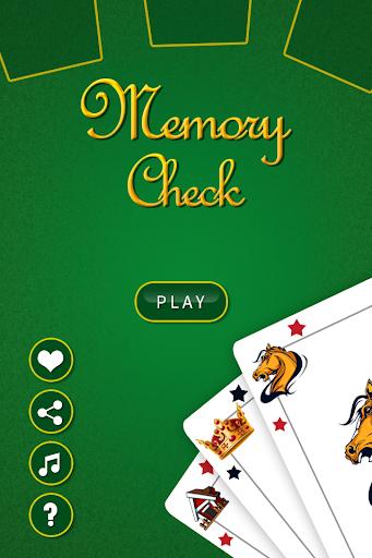 Memory Check