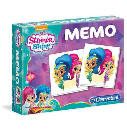 Clementoni Memo Shimmer & Shine