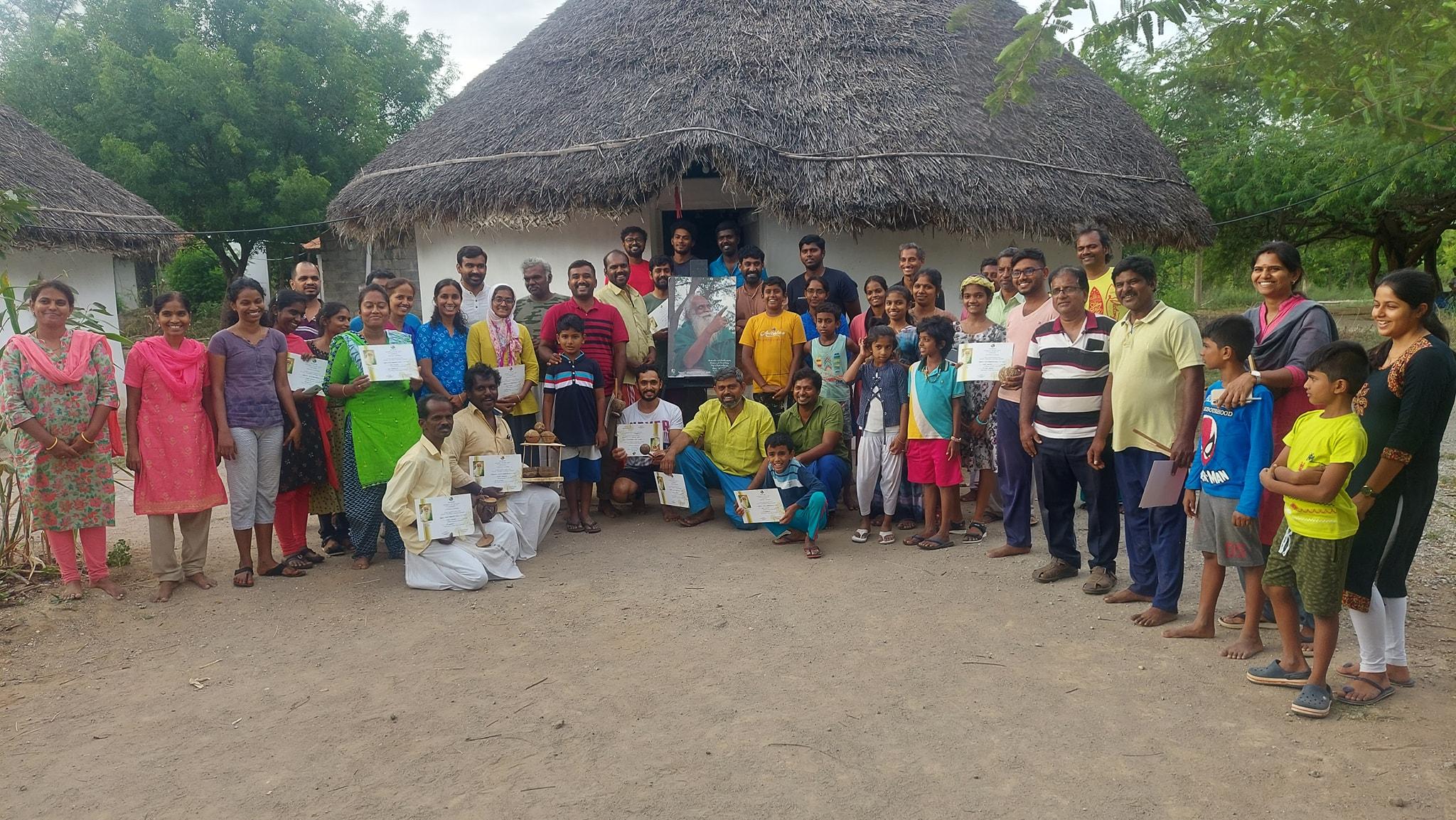 வானகத்தில் ஆகஸ்ட் 27, 28 நடைபெற்ற  மரபு கலை பயிற்சி