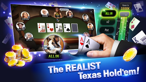 Texas Holdem Poker : House of Poker screenshots 1
