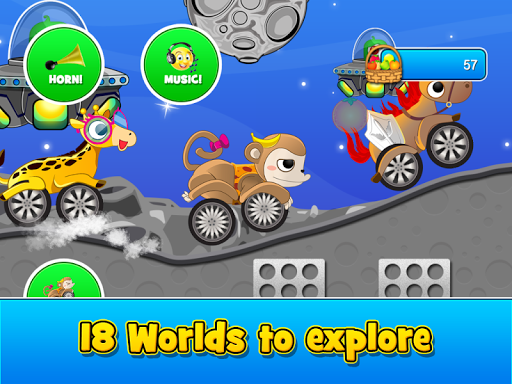 Animal Cars Kids Racing Game 1.5.0 screenshots 13