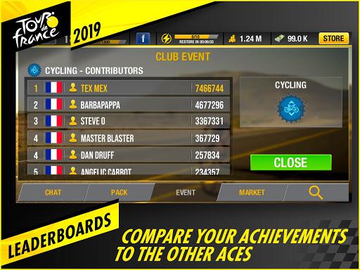 Tour de France 2019 Official Game - Sports Manager apkdebit screenshots 16