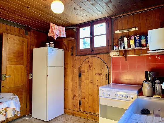 Vente chalet 4 pièces 80 m2