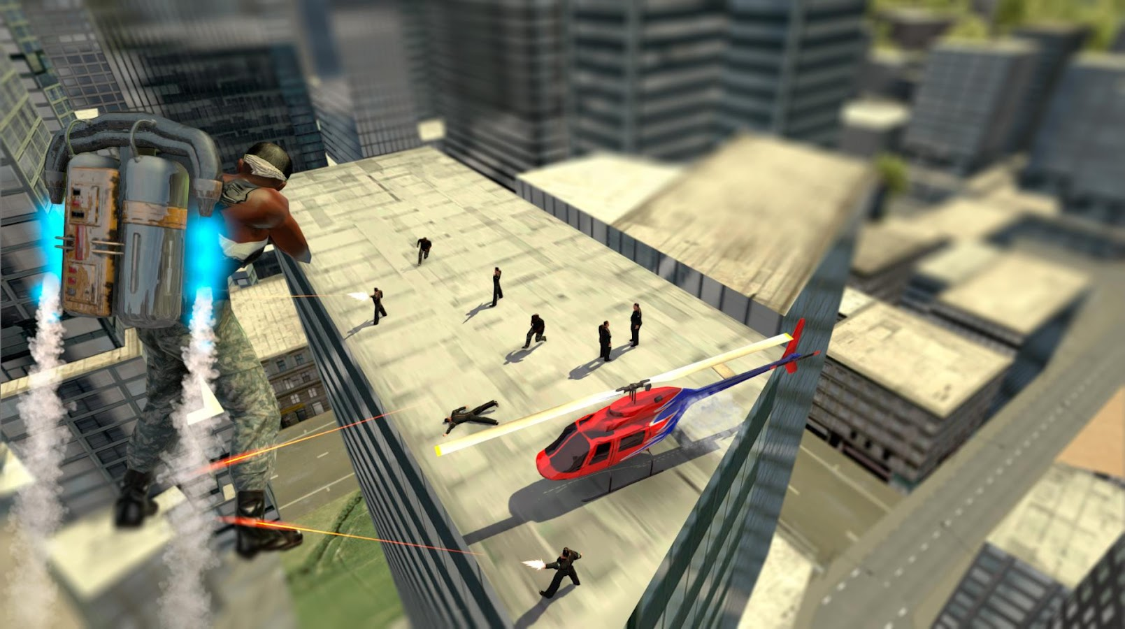 San Andreas Crime Stories- screenshot