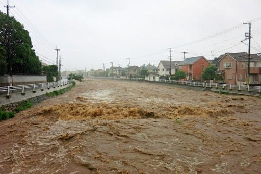豪雨の被害③