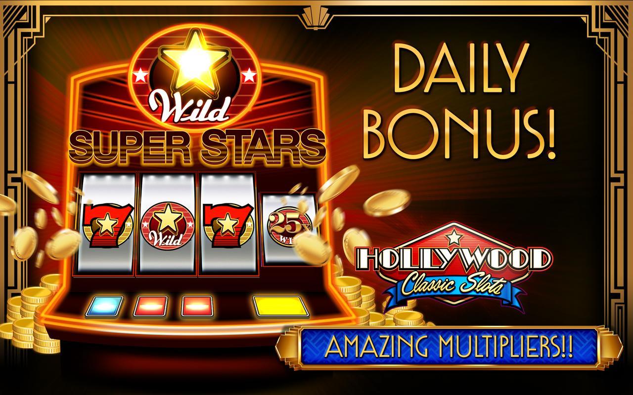 Hollywood slot games