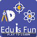 Eduisfun - Learning Gamified Icon
