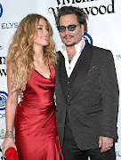 Amber Heard and Johnny Depp in 2016.