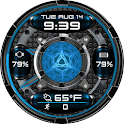 Power Core 6 Animated watchface for WatchMaker icon