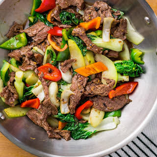 Chinese Beef Stir Fry.