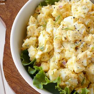 Egg Salad Celery Recipes
