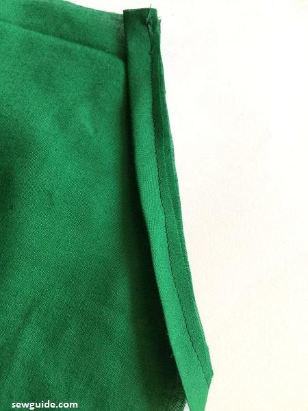 patrón de pantalón paralelo