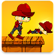 new Cowboy Runner vip for PC-Windows 7,8,10 and Mac