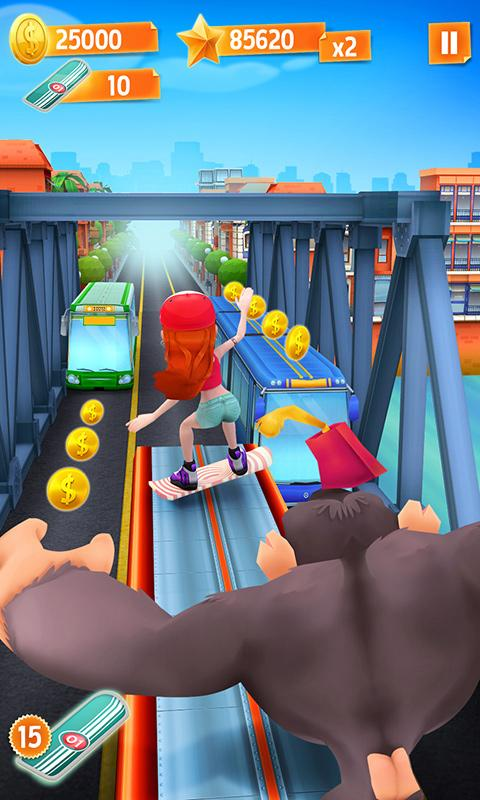 Bus Rush- screenshot