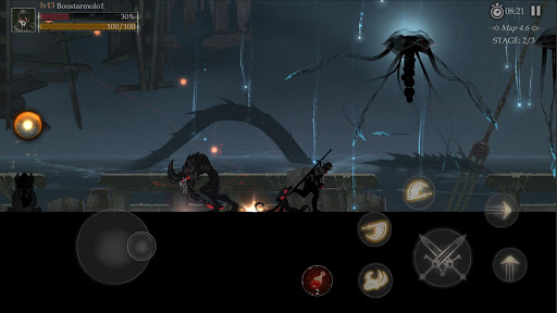 Shadow of Death 2: Shadow Fighting Game apktram screenshots 13