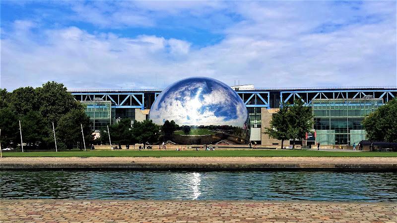 la bolla riflettente di Lale92