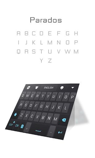 Parados Font