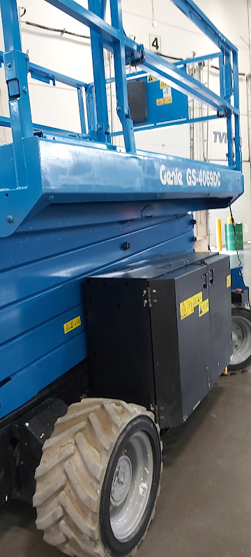 Picture of a GENIE GS-4069 DC