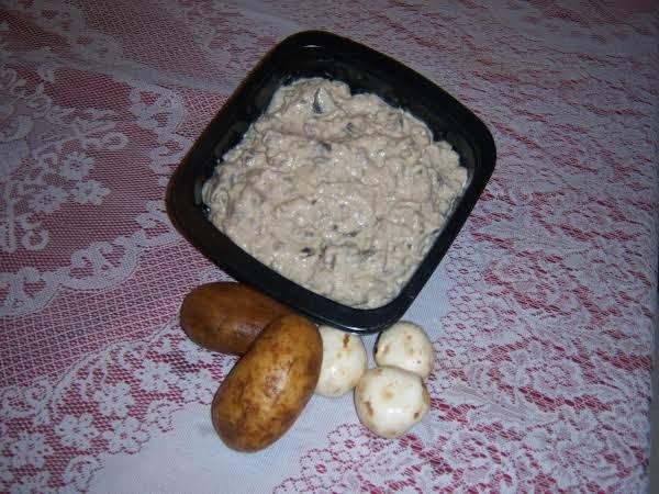 Beef And Potato Stroganoff Recipe