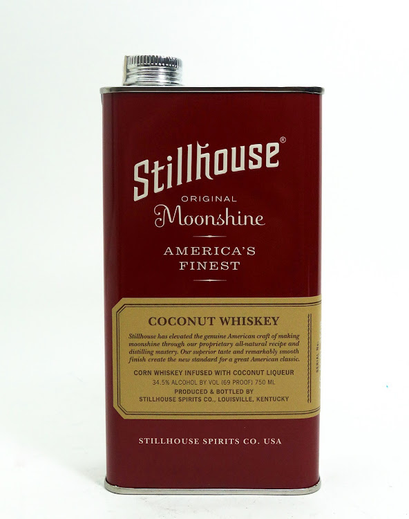 Logo for Stillhouse Coconut Moonshine