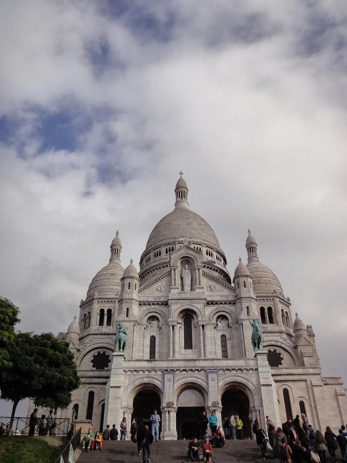 Basilique Notre-Dame à Paris