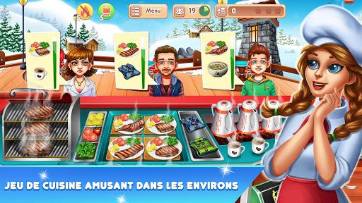 Télécharger Gratuit Cooking Fest : Les meilleurs jeux de gastronomie APK MOD (Astuce) screenshots 1