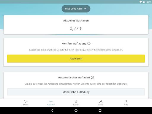 FONIC mobile screenshot 9