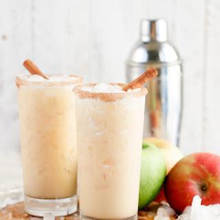 Apple Pie Cocktail.