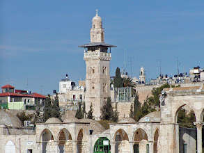 Photo: Looking towards the women's mosque