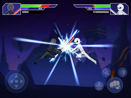 Galaxy of Stick: Super Champions Hero screenshots 11
