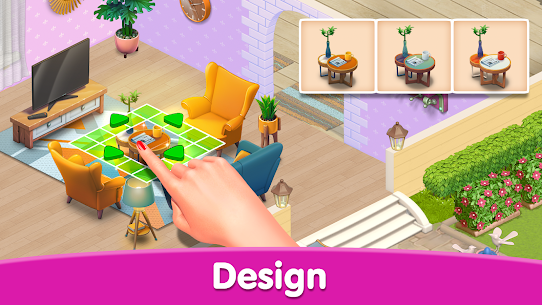 Happy Home – Design & Decor 56.0.130 Latest MOD Updated 1