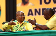 ANC president Cyril Ramaphosa appealed to the ANC's National Executive Committee meeting on Friday not to humiliate his predecessor Jacob Zuma' which paved the way for a consensus decision on Zuma's early exit from office.