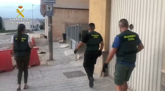 Liberan a una mujer de Dalías tras 9 días maltratada y retenida por su expareja