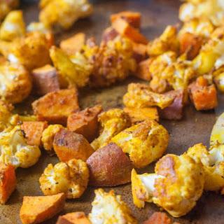 Turmeric Roasted Vegetables (AIP/Paleo)