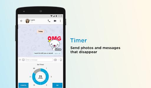 BBM - Free Calls & Messages screenshot 11
