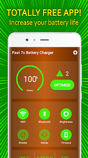 Fast 7x Battery Charger - náhled