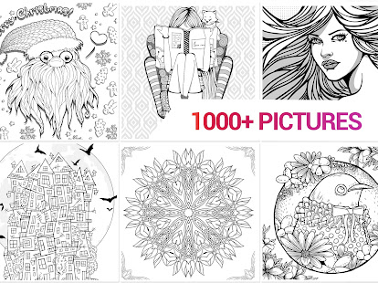 Color Me | Free Adult Coloring Book for Adults App - Apps on Google Play