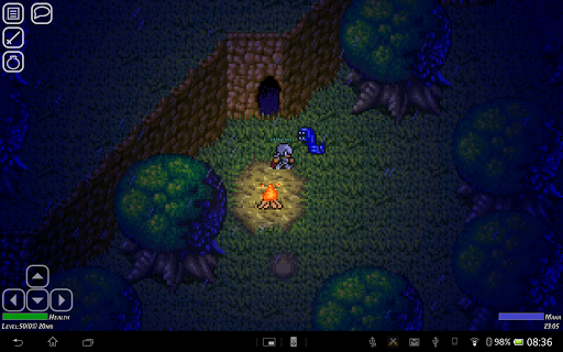 WinterSun MMORPG (Retro 2D) screenshots 9