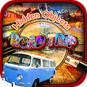 Hidden Objects Road Trip USA - New York to Hawaii
