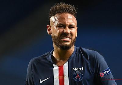 Neymar prend position et tacle aussi le Barça