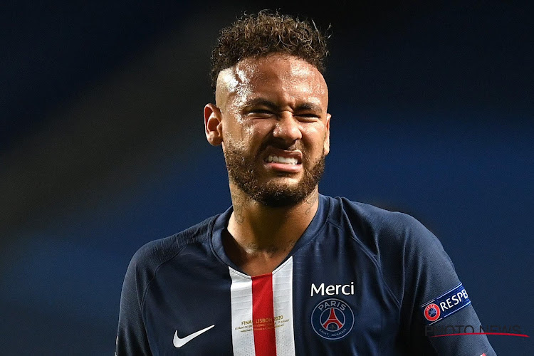 La piste de Neymar au Barça relancée par un candidat à la présidence?