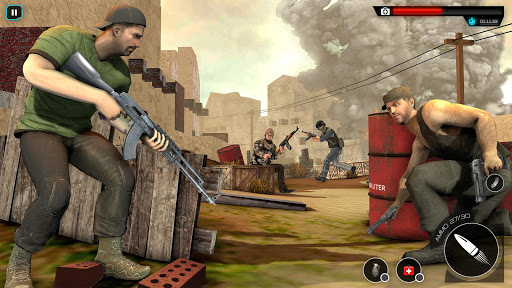 Cover Free Fire Agent:Sniper 3D Gun Shooting Games modavailable screenshots 3