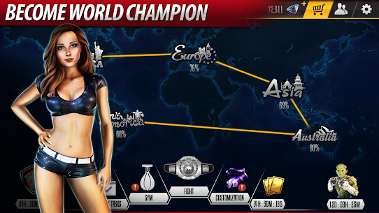 Real Boxing 2 ROCKY 1.8.6 [Unlimited Money] MOD Apk 9